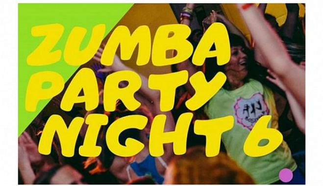 "23.XI ""Zumba party night 6"" Pabažos"